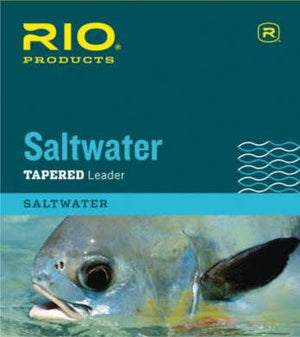 RIO PRODUCTS SALTWATER KNOTLESS LEADER