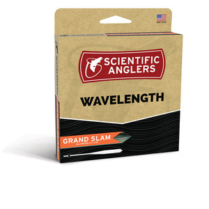 Scientific Anglers Wavelength Grand Slam Fly Line