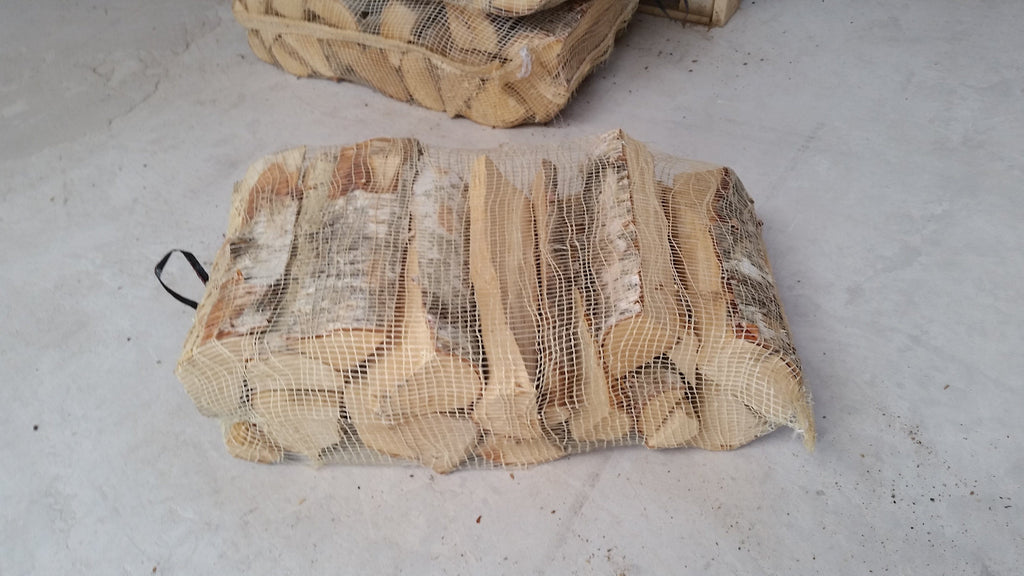Jumbo Birch nets logsandfuel kiln dried