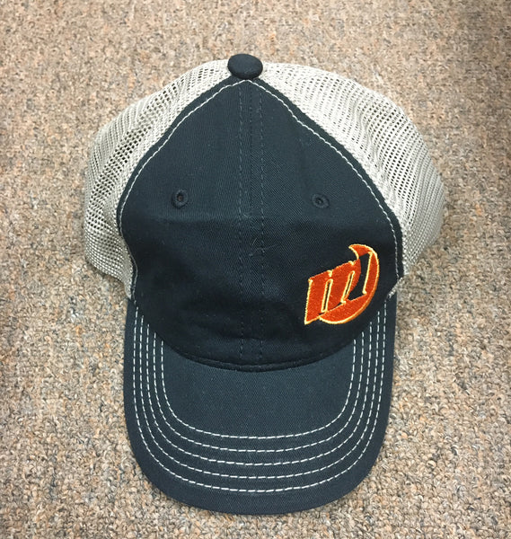 Adjustable Hat: Black - Harley