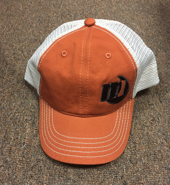 Adjustable Hat: Orange - Hunter