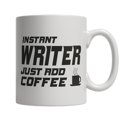 Limited Edition - Instant Writer Just Add Coffee! Male