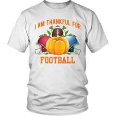 Limited Edition -I'm Thankful For Football