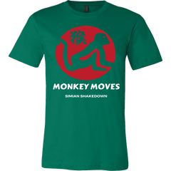 Monkey moves T-Shirt  - Limited Edition