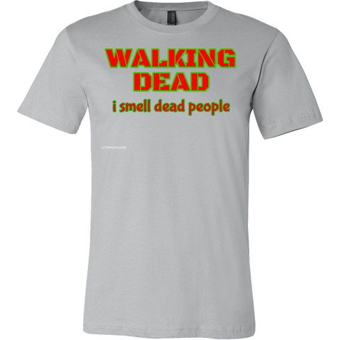 Walking Dead I Smell Dead People Limited Edition T Shirt