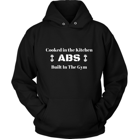 Abs Cooked In The Kitchen Hoodie