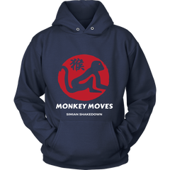 Monkey Moves Hoodie - Limited Edition
