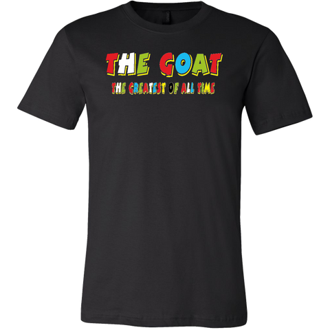 The Goat - Greatest Of All Time T Shirt