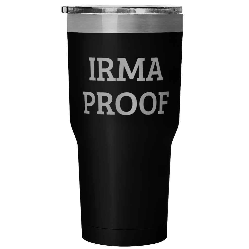 Stainless Steel Coffee Tumbler Irma Proof