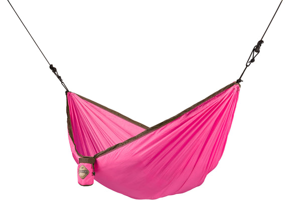 La Siesta Single Travel Hammock COLIBRI fuchsia
