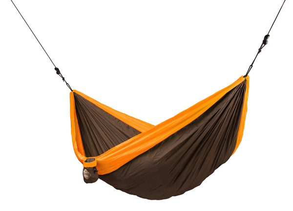 La Siesta Double Travel Hammock COLIBRI orange