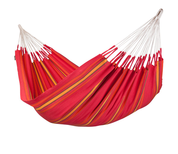 La Siesta Double Hammock CURRAMBERA cherry