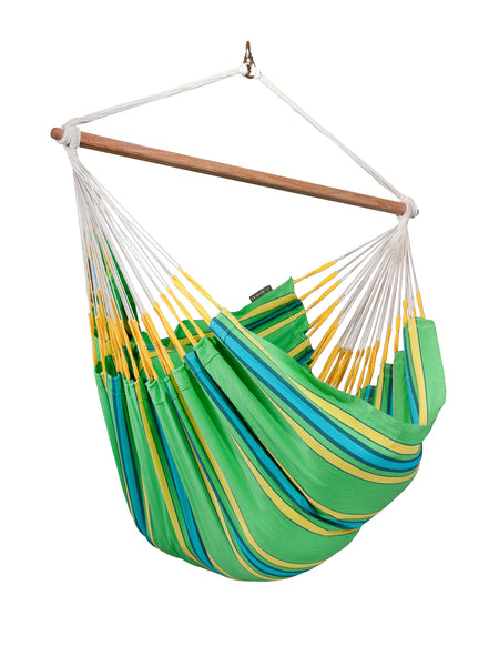 La Siesta Hammock Chair Lounger CURRAMBERA kiwi