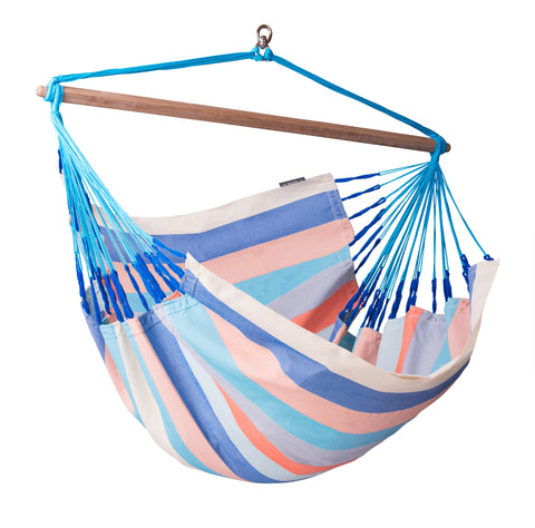 La Siesta Hammock Chair Lounger DOMINGO dolphin