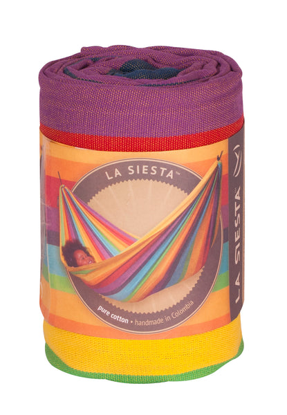 La Siesta Hammock for children IRI rainbow