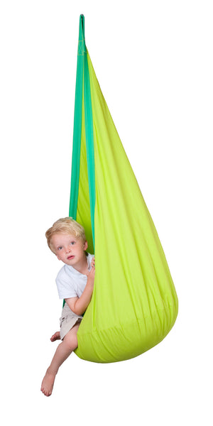 La Siesta Hanging Nest for Kids JOKI froggy