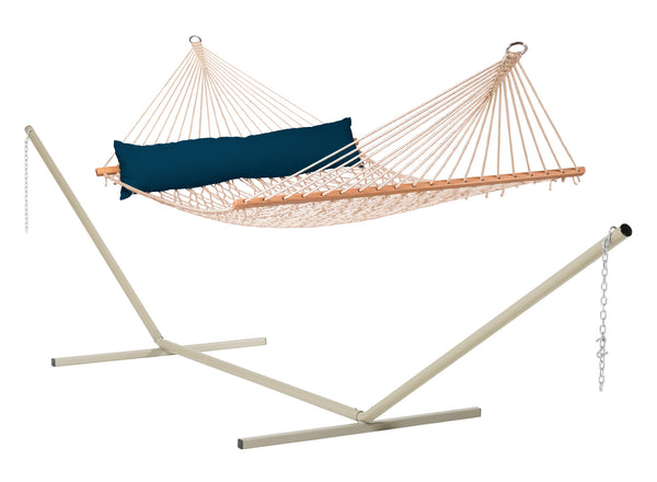 La Siesta Stand for Spreader Bar Hammock OCÉANO beige