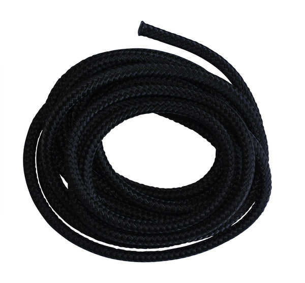 La Siesta Black Weatherproof Rope
