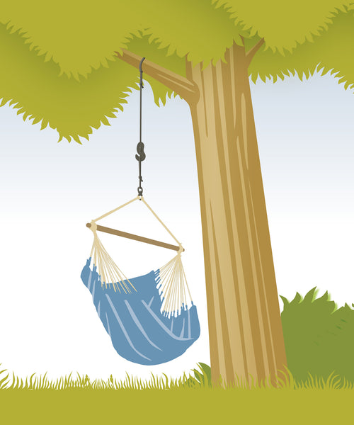 La Siesta TREE ROPE for Hammock Chairs and JOKIs