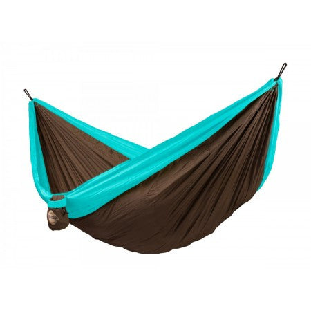 COLIBRI double travel hammock