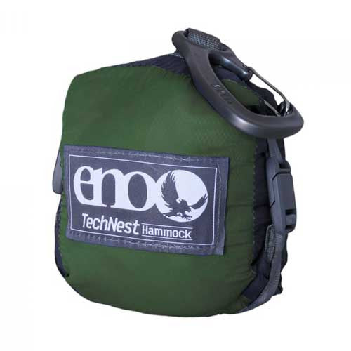 ENO TechNest Hammock Lichen / Charcoal Bag