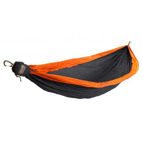 ENO TechNest Hammock Orange/Charcoal