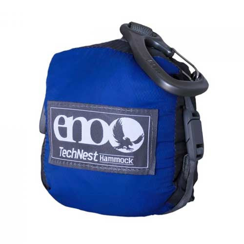 ENO TechNest Hammock Royal / Charcoal Bag