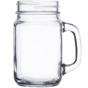 16 oz. Mason Jar w/Handle - Perfect Party Place