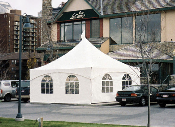 20' x 20' Marquee Tent