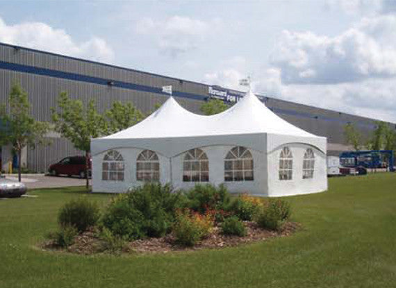 20' x 30' Marquee Tent - Perfect Party Place
