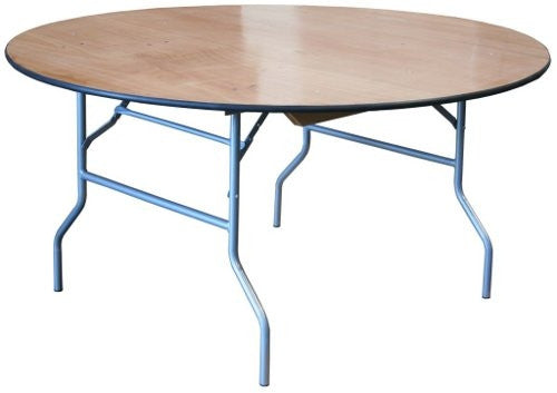 6Ft Round Table - Perfect Party Place