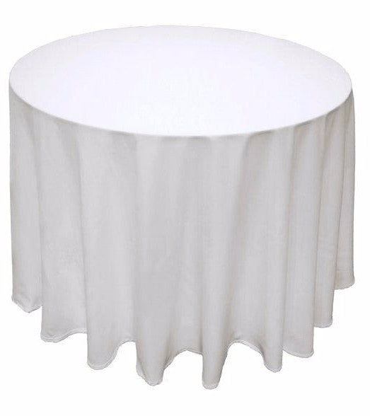 "96"" Round Table Linen - Perfect Party Place"
