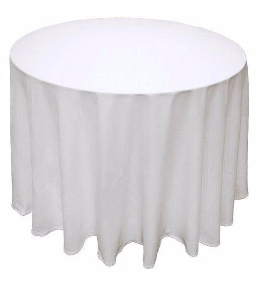 "120"" Round Table Linen - Perfect Party Place"