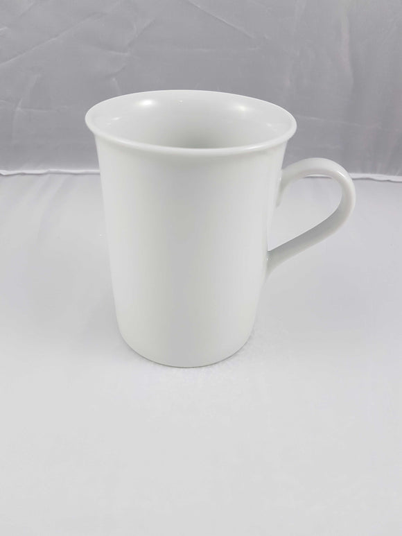 Primary White Coffee 9oz Mug