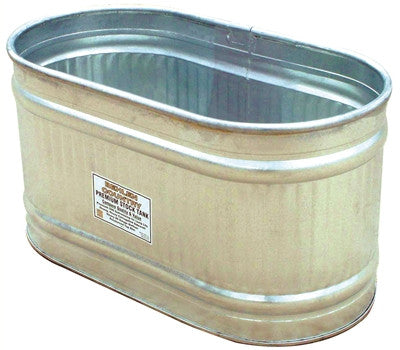 Galvanized Beverage Tub - Perfect Party Place
