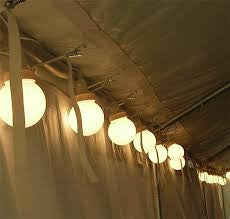 25' String Globe Lights - Perfect Party Place