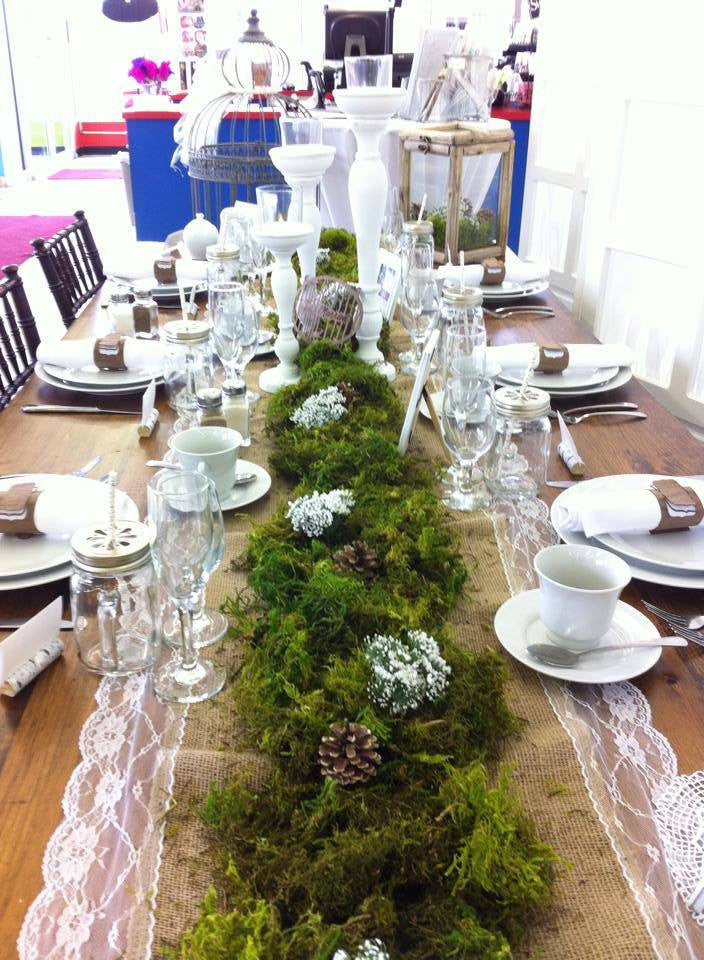 "Harvest Table 42""x8' - Perfect Party Place"