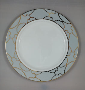 "Moroccan Grey 10.5"" Plate"