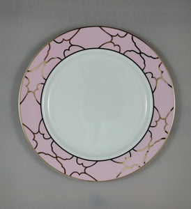 "Moroccan Pink 10.5"" Plate"