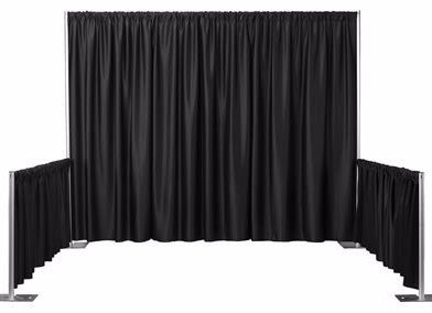 Booth Drape - 3' High