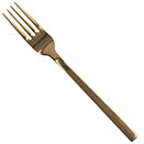 Rose Gold Dinner Fork