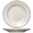 "Royal Gold Rim China - 10"" Plate"