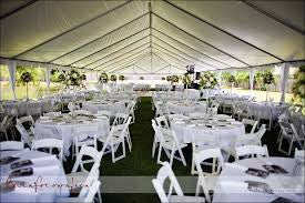 Tent Package A 50 - 99 Guests