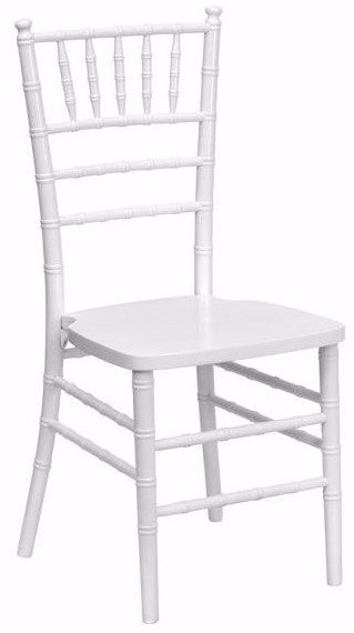 Chiavari Chair - White