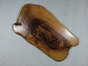 "Wood Platter - Rectangular 9 7/8"" x 17 3/8"""