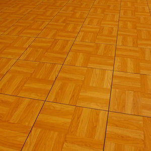 Dance Floor - Light Oak