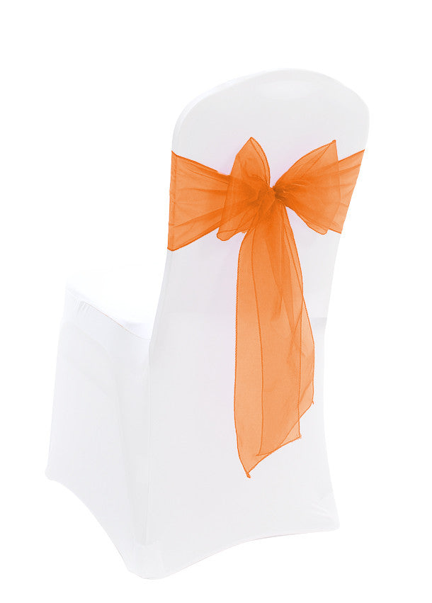 Chair Sash - Organza - Perfect Party Place