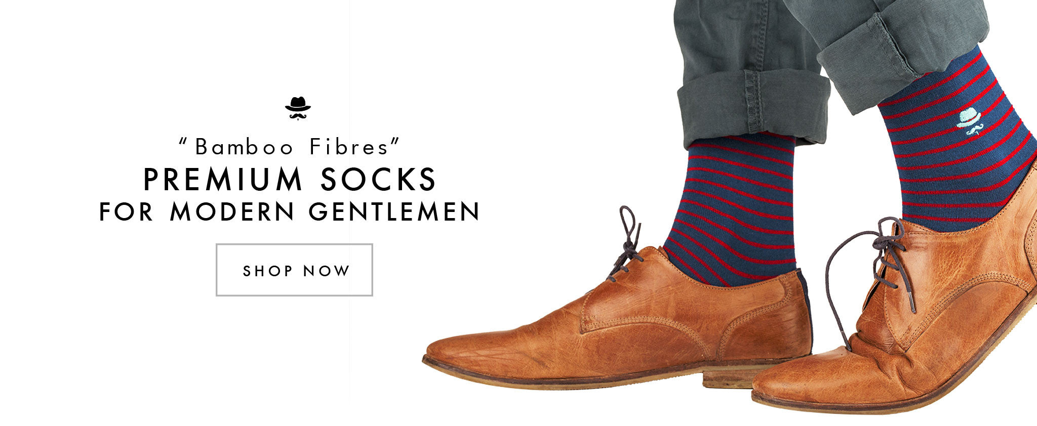 Oscar Socks - Premium Socks for Modern Gentlemen
