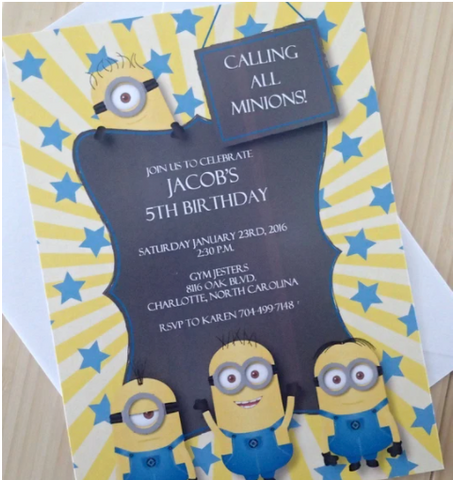 Baby + Kids Invitations and Announcements