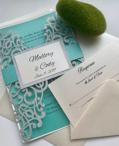 Deposit for custom invitations - S